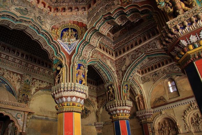 Танджавур - Дворец Наяков и музеи 75898
