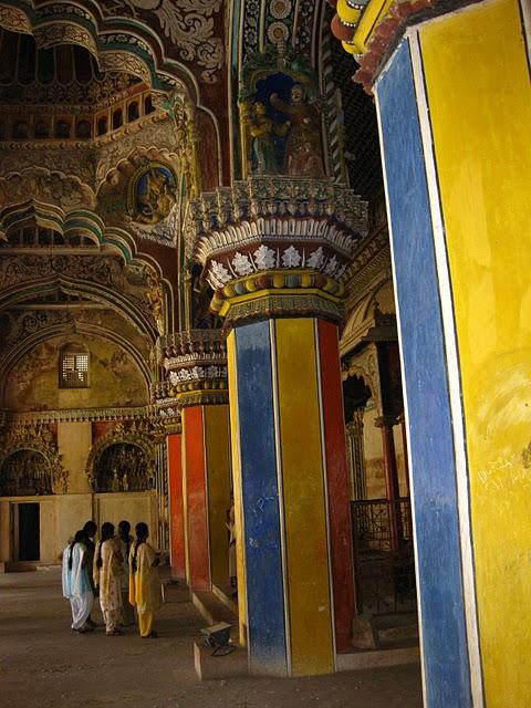 Танджавур - Дворец Наяков и музеи 62716