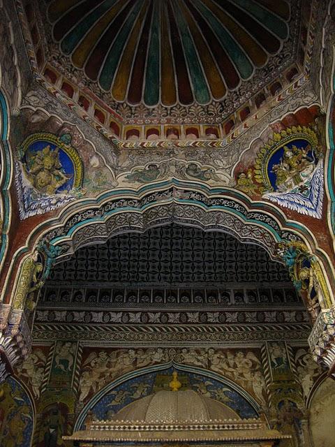 Танджавур - Дворец Наяков и музеи 13262