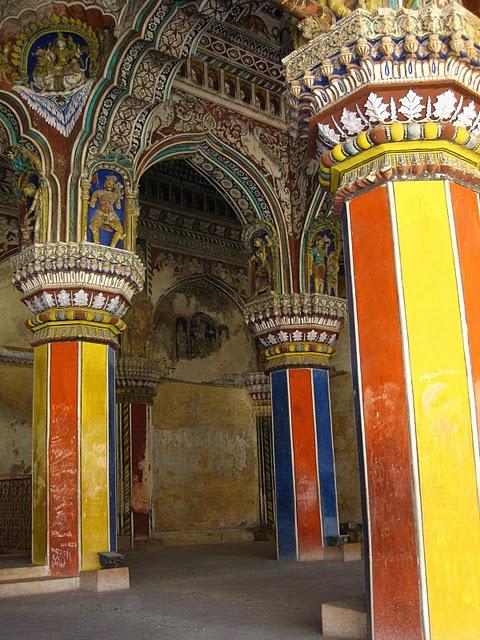 Танджавур - Дворец Наяков и музеи 96051
