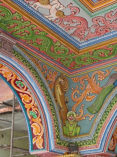 Танджавур - Дворец Наяков и музеи 24570