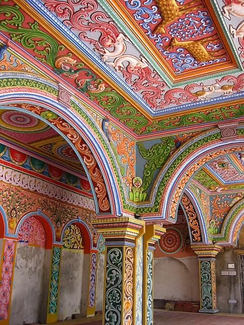 Танджавур - Дворец Наяков и музеи 40377