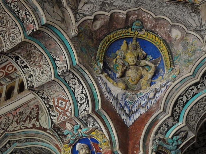 Танджавур - Дворец Наяков и музеи 73203