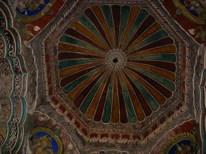 Танджавур - Дворец Наяков и музеи 91768