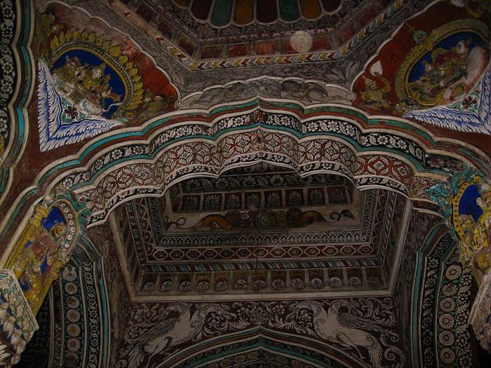 Танджавур - Дворец Наяков и музеи 47502