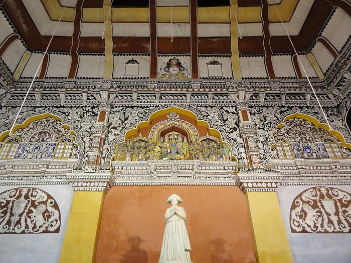 Танджавур - Дворец Наяков и музеи 27790