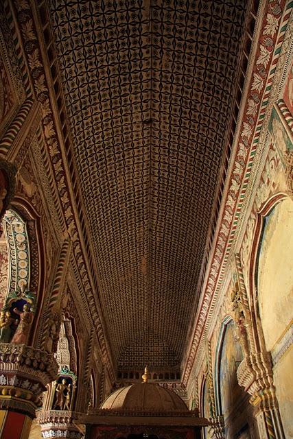 Танджавур - Дворец Наяков и музеи 67869