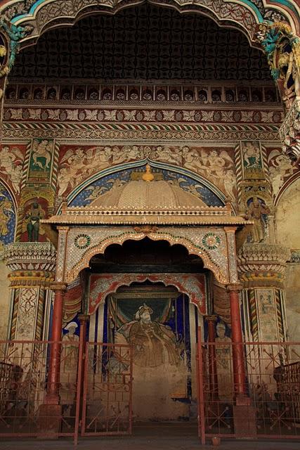Танджавур - Дворец Наяков и музеи 81862