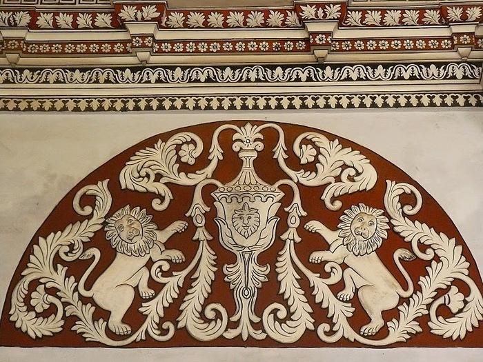 Танджавур - Дворец Наяков и музеи 34834