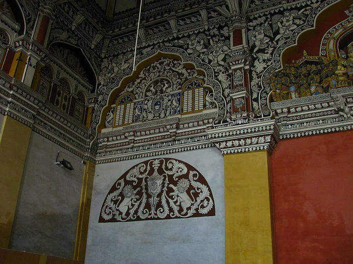 Танджавур - Дворец Наяков и музеи 81926