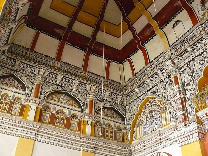 Танджавур - Дворец Наяков и музеи 38678