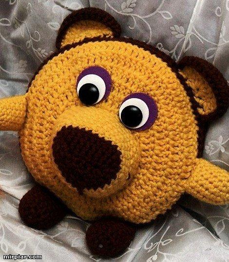 подушка медвежонок фото (470x539, 87Kb)