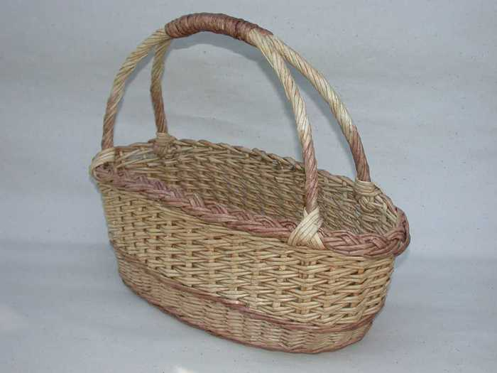 Handmade Basket Tutorial : Recycling paper baskets tutorial make handmade crochet