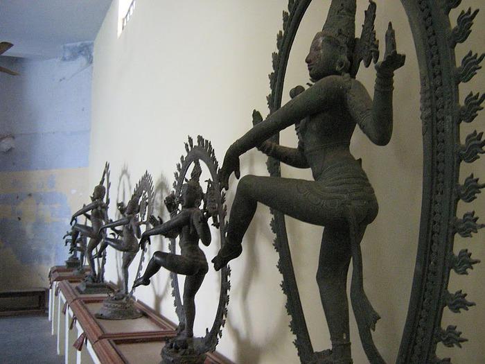 Танджавур - Дворец Наяков и музеи 39151