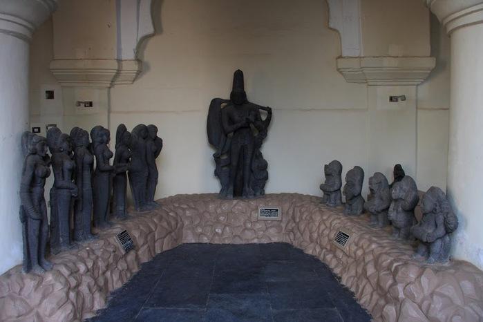 Танджавур - Дворец Наяков и музеи 73893