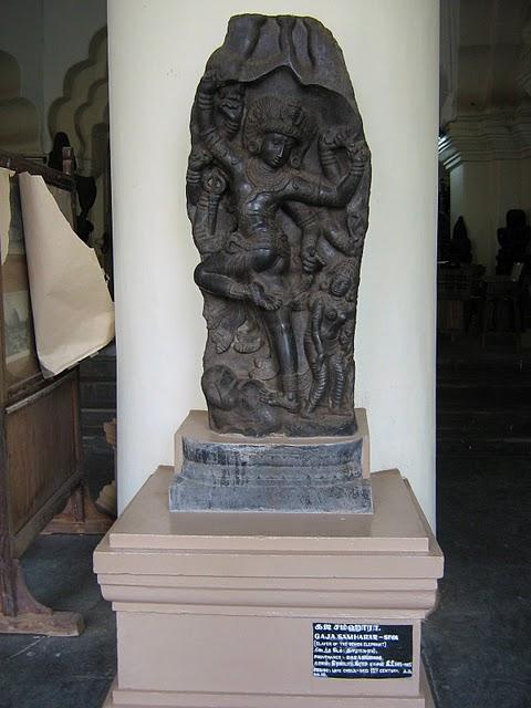 Танджавур - Дворец Наяков и музеи 72294
