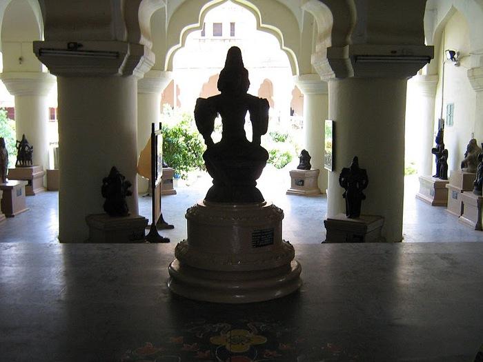 Танджавур - Дворец Наяков и музеи 47881