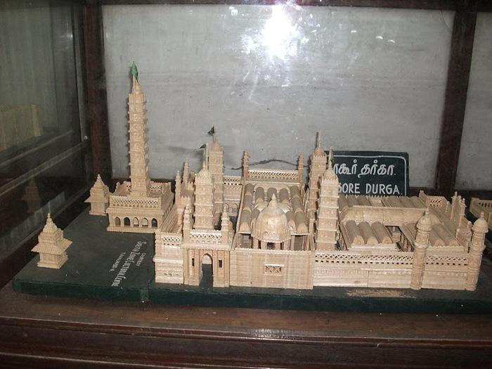 Танджавур - Дворец Наяков и музеи 49153