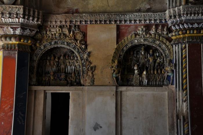 Танджавур - Дворец Наяков и музеи 84964