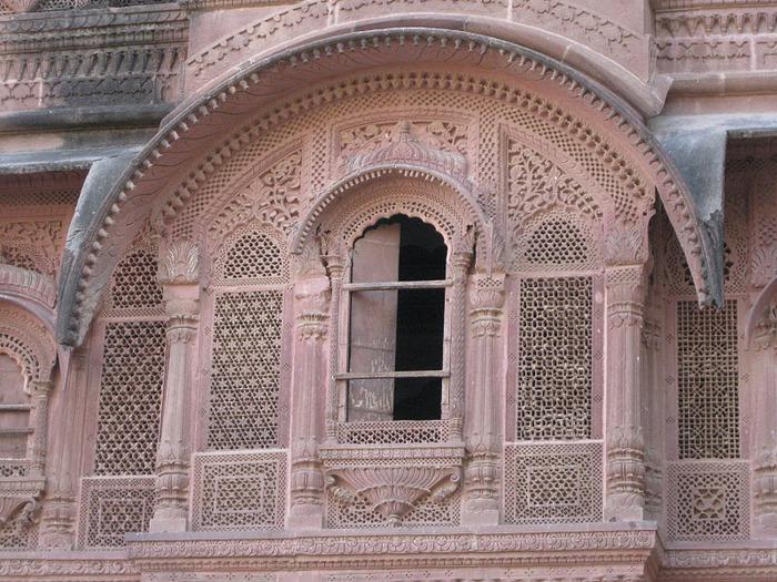 Крепость Мехрангарх - Mehrangarh fort, Jodhpur 43202