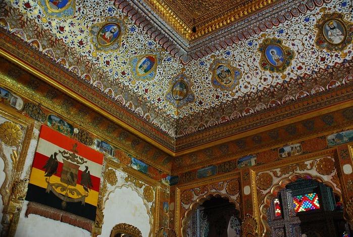Крепость Мехрангарх - Mehrangarh fort, Jodhpur 28890