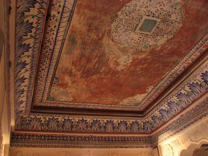 Крепость Мехрангарх - Mehrangarh fort, Jodhpur 89807