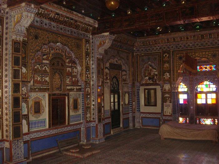 Крепость Мехрангарх - Mehrangarh fort, Jodhpur 57220