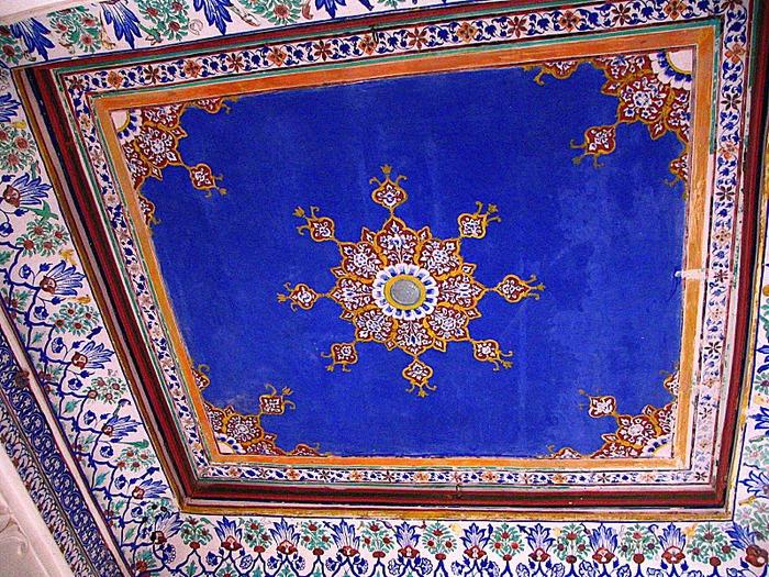 Крепость Мехрангарх - Mehrangarh fort, Jodhpur 52715