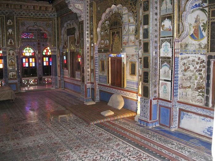 Крепость Мехрангарх - Mehrangarh fort, Jodhpur 83876