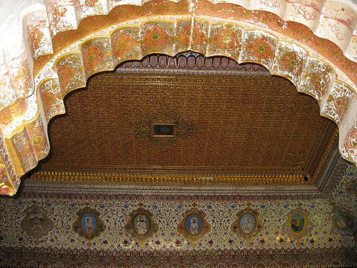 Крепость Мехрангарх - Mehrangarh fort, Jodhpur 50469