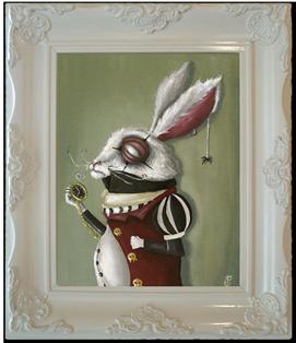 White-Rabbit-framed1 (271x314, 163Kb)