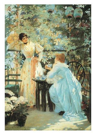 macmonnies-mary-fairchild-five-o-clock-tea-1891 (314x450, 60Kb)