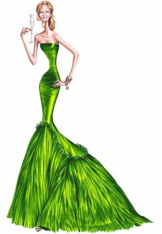 длиные красивые юбки
