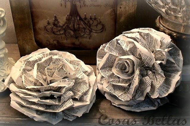 Cosas Bellas paper roses (640x427, 97Kb)