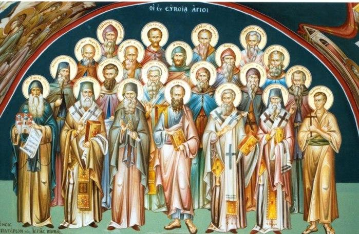 Tutti i Santi - Festa dans immagini sacre 75387431_large_evia_all_saints