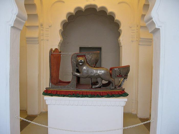 Крепость Мехрангарх - Mehrangarh fort, Jodhpur 77989
