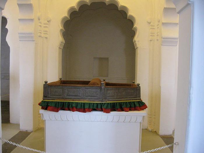 Крепость Мехрангарх - Mehrangarh fort, Jodhpur 65942