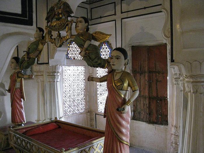 Крепость Мехрангарх - Mehrangarh fort, Jodhpur 35475