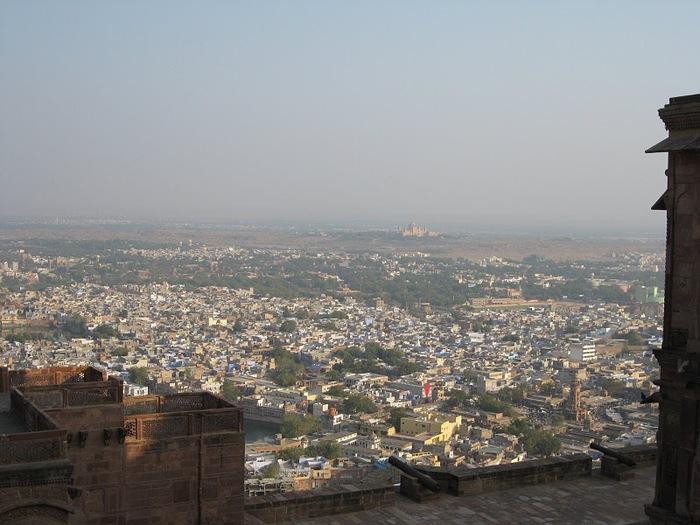 Крепость Мехрангарх - Mehrangarh fort, Jodhpur 85477