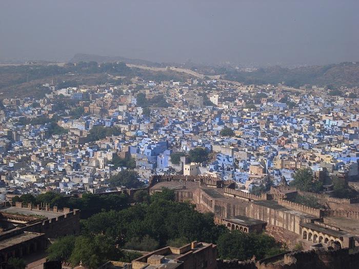 Крепость Мехрангарх - Mehrangarh fort, Jodhpur 85819