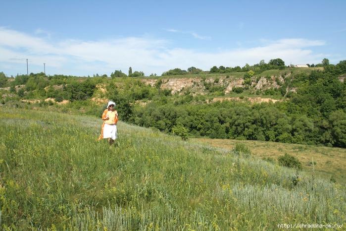 Липецкая область, заповедник Галичья гора, июнь 2011, Shraddha 1 (700x466, 288Kb)