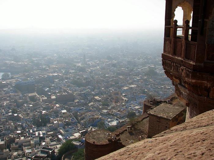 Крепость Мехрангарх - Mehrangarh fort, Jodhpur 21670