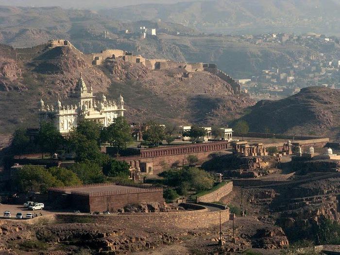 Крепость Мехрангарх - Mehrangarh fort, Jodhpur 85406