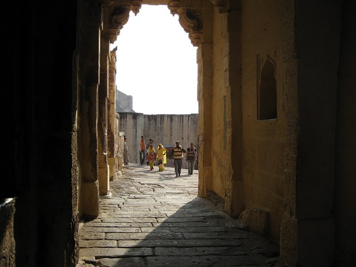 Крепость Мехрангарх - Mehrangarh fort, Jodhpur 91273