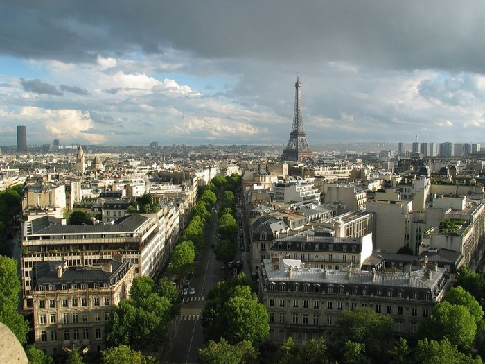 Фотографии улиц городов мира 74