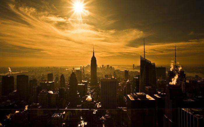 Фотографии улиц городов мира 101