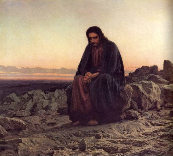 Н_Н_ГЕ_Христос_в_пустыне (600x540, 43Kb)