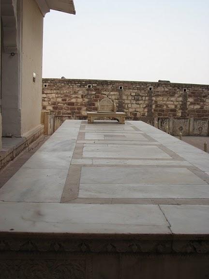 Крепость Мехрангарх - Mehrangarh fort, Jodhpur 48019