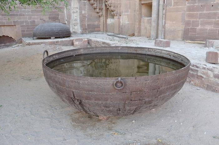 Крепость Мехрангарх - Mehrangarh fort, Jodhpur 86223
