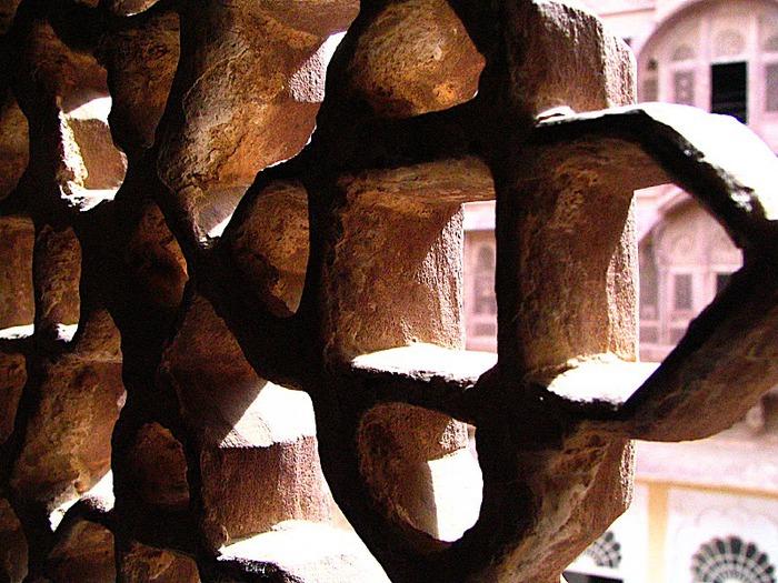 Крепость Мехрангарх - Mehrangarh fort, Jodhpur 37870